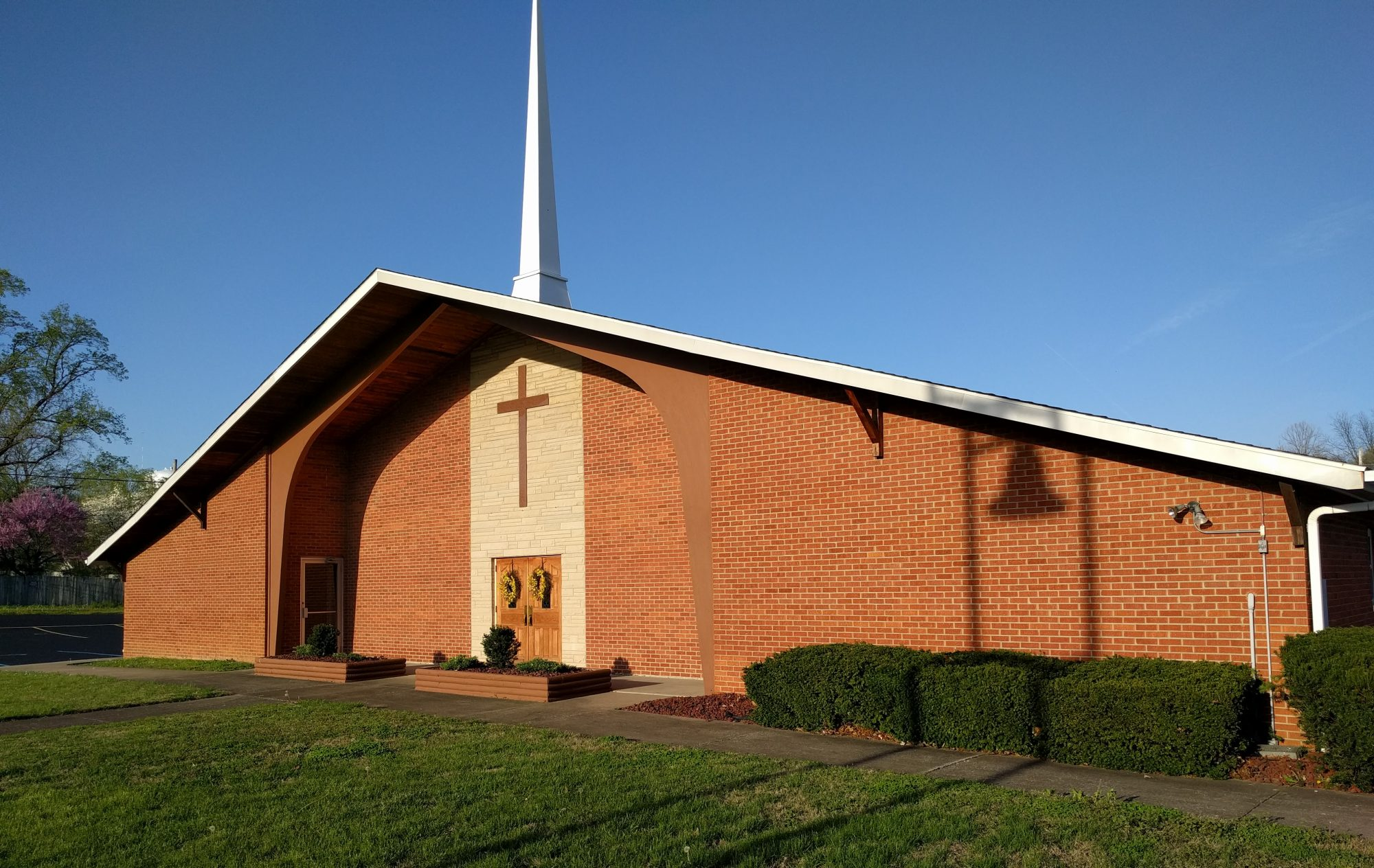 Dale United Methodist Church, Dale, Indiana